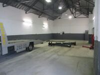 LARGE UNIT/GARAGE FOR RENT, NEWLY REFURBISHED, AVAILABLE NOW!!
