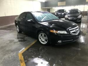 Acura TL 2007 Automatic, Fully loaded, Leather, Sunroof