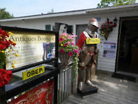 The Antiques Boutique Baddeck open 7 days