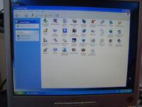 HEWLETT PACKARD HP1502 15 inch; LCD/TFT MONITOR