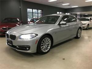 2014 BMW 5 Series 528i xDrive*NAV*360 CAM*HERMAN KARDON*