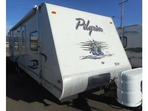 2007 PILGRIM LITE 28 LBHS - REAR BUNKS TRAVEL TRAILER