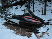 1989 Polaris 650 indy SKS