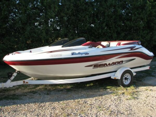 Used 1999 Sea Doo/BRP CHALLENGER