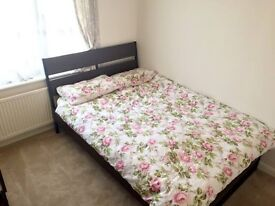 Furnished and well Presented one double bed room to share in a clean house. Heathrow