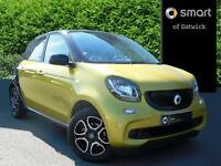 smart forfour PRIME T (yellow) 2015-09-28