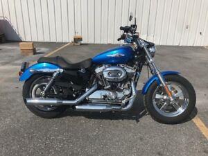 2014 Harley-Davidson Sportster XL 1200