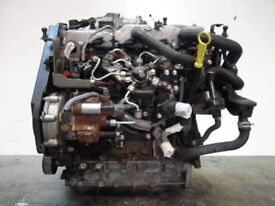 FORD Focus, Transit Connect, Mondeo 1.8 TDCI 2005 - 2009 (Complete Engine)