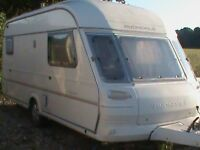 2 BERTH TOURING CARAVAN 1994 AVONDALE SANDMARTIN in excellent condition