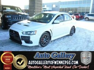 2014 Mitsubishi Lancer Evolution GSR AWD *Low kms*