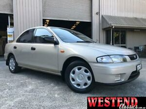 1997 Mazda 323 BA1163 Protege Gold 4 Speed Automatic Sedan Lisarow Gosford Area Preview