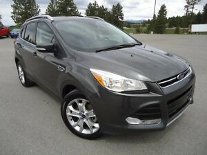 2016 Ford Escape Titanium 4x4