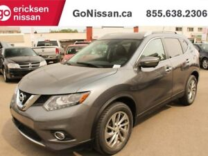 2014 Nissan Rogue SL, Leather, Sunroof, Bluetooth, AWD
