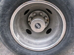 Set of Stainless Wheel Liners ,Complete Kawartha Lakes Peterborough Area image 3