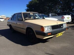 1984 Toyota Corona CS-X Beige 3 Speed Automatic Sedan Georgetown Newcastle Area Preview