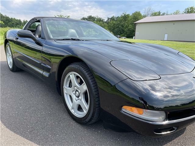 1999 Black Chevrolet Corvette Coupe  | C5 Corvette Photo 6
