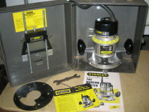 Professional Stanley Router---SOLD---