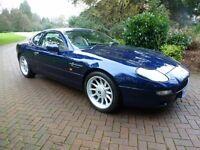 Aston Martin DB7 i6 manual gearbox rare