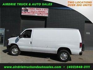 2010 Ford Econoline Cargo Van Commercial E-250 RWD