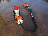 STIHL FR450 BACK PACK STRIMMER