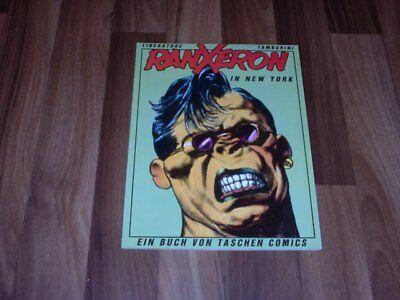 Liberatore -- RANXERON in NEW YORK // 1. Auflage 1983