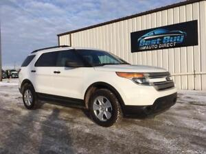 2013 Ford Explorer -7 Passenger AWD SUV! 3 MTH WARRANTY INCLUDED