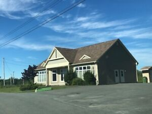 Commercial space in Voyageur Lakes 2000 sq ft.