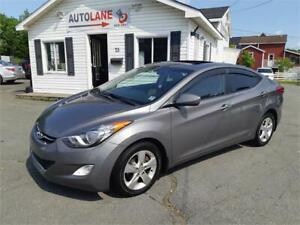 2012 Hyundai Elantra GLS Only 149K $65 bi-weekly over 5 years