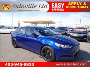 2015 FORD FUSION SE AUTOMATIC LOW KM