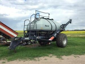 2001 Flexi-Coil 3450 Air Tank/Cart