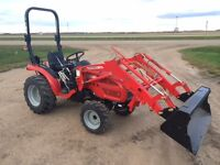 McCormick X1.25 Compact tractor