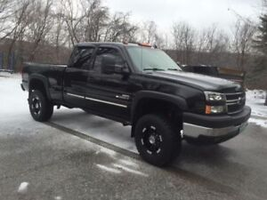 Looking for a 2006-2007 classic body style Duramax
