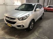 2013 Hyundai ix35 LM MY13 SE (FWD) Silver 6 Speed Automatic Wagon Beresfield Newcastle Area Preview