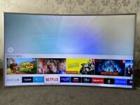 "55"" Samsung Curved TV"