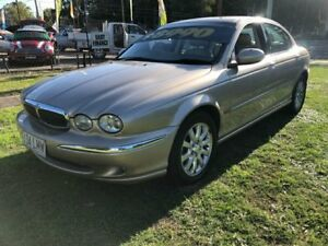 2002 Jaguar X-Type SE 5 Speed Automatic Sedan Clontarf Redcliffe Area Preview