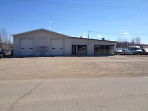 Commercial Shop for Sale in Roblin, MB!