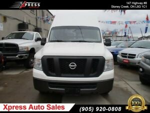 2012 Nissan NV S !! High Roof !!