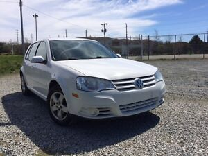 2009 Volkswagen City Golf Hatchback