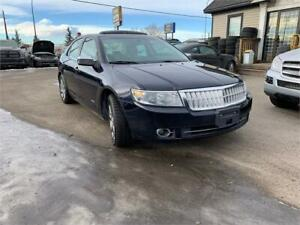 2008 Lincoln MKZ AWD LEATHER ROOF NAVIGATION CAMERA