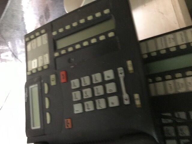 Lot o f fiveNorstar-(5) model 7316 E business Phone