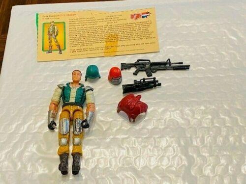 2003 Hasbro GI Joe Action Figure - Switch Gears