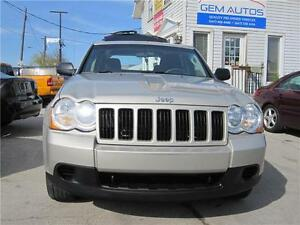 2009 Jeep Grand Cherokee Laredo V6 3.7L AWD  4X4 CLEAN CARPROOF