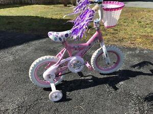 Girls Bike 12 inch excellent condition