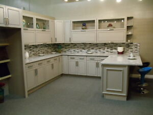 10'*10' Maple Kitchen Cabinets $2499 with FREE Granite Slab