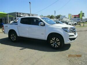 2019 Holden Colorado RG MY20 LTZ (4x4) White 6 Speed Automatic Crew Cab Pickup Heatherbrae Port Stephens Area Preview