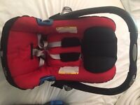 Britax baby-safe car seat