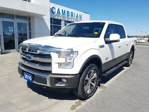 2016 Ford F-150 King Ranch