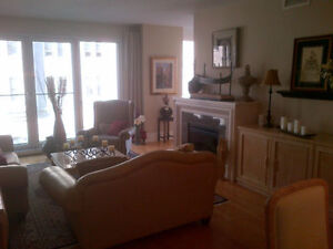 Executive condo 700 Sussex Dr. Jan 1st-April 30th 2017