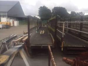 3 X WALKWAY PLATFORMS Milperra Bankstown Area Preview