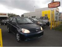 2005 TOYOTA ECHO 92000KM, AUTOMATIQUE, $3995